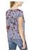 Maloja ShannonM. - Chemise manches courtes Femme - bleu